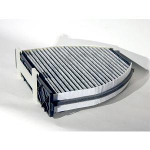 BENZ ベンツ Cクラス W204用エアコンフィルター (花粉、エアコン臭に効果あり)|three-point