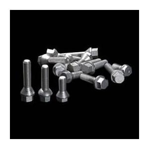 ベンツW212/W211/W207用 G-trick ボルト M14×1.5 球面R14 首下28/33/43/45/47/50/55/58mm 10本セット|three-point