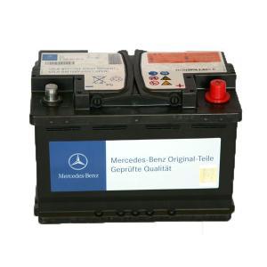 ベンツ純正AGMバッテリー SLクラス R230用 12V-70A|three-point