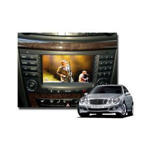 BENZ 02 VID AVインターフェイス DVDナビ装着車用 (ベンツ W220/W211/W219/R171)|three-point