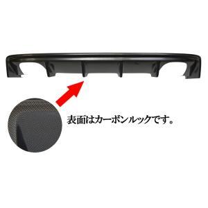 AUDI アウディ A3(8V) スポーツバック 1.4TFSI ディフューザー カーボンルック REMUS レムス製|three-point