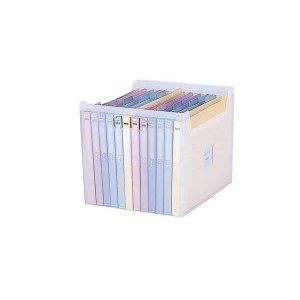代引不可 フボI-F4C ナカバヤシ インデックスファイルボックス|three-s7777