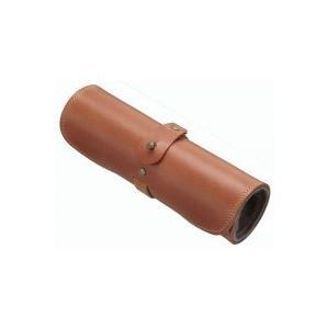 代引不可 Buttero(ブッテーロ) メガネケース 円柱型 ウスチャ EL-30 three-s7777
