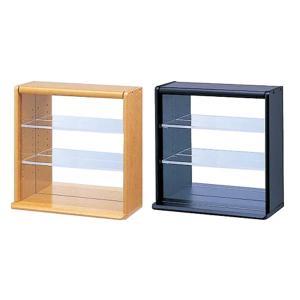 代引不可 CCM-001 ナカバヤシ コレクションケース ミニ 透明アクリル棚板タイプ three-s7777