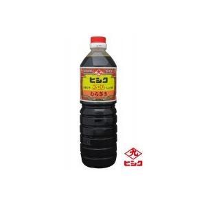 ヒシク藤安醸造 こいくち むらさき 甘口 1L×6本 箱入り塩分15.0% 濃口醤油 ソフト同梱・代引不可|three-s7777