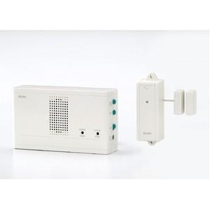 代引不可/ELPA ワイヤレスチャイムドア送信器セット EWS-1002/代引不可|three-s7777