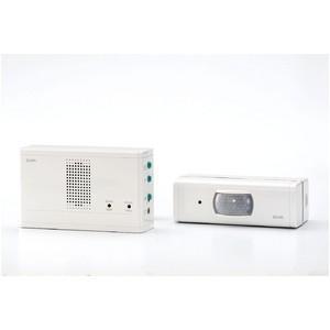 代引不可/ELPA ワイヤレスチャイムセンサー送信器セット EWS-1003/代引不可|three-s7777