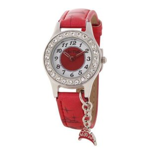 代引不可/CACTUS(カクタス) キッズ腕時計 チャーム付 CAC-71-L07/代引不可 three-s7777