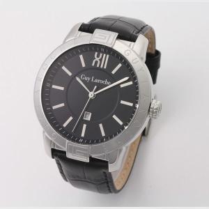 代引不可/Guy Laroche(ギラロッシュ) 腕時計 G3005-01/代引不可 three-s7777