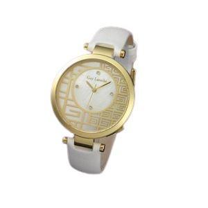 代引不可/Guy Laroche(ギラロッシュ) 腕時計 L5005-04/代引不可 three-s7777