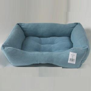 ペット用ベッド ベッド角型 M ジーンズタイプ 550mm×450mm×H140mm 犬 猫 ベッド|three-s7777