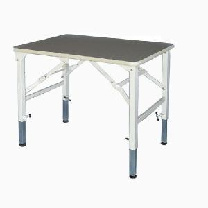 純国産 高さ調節できるテーブル トリミングテーブル アジャスト SX−L W900×D600×H590mm〜910mm サロン/人気|three-s7777