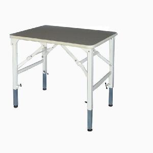 純国産 高さ調節できるテーブル トリミングテーブル アジャスト SX−M W750×D450×H690mm〜830mm サロン/人気|three-s7777