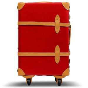 クラシック トランクキャリー Sサイズ トランク キャリーケース スーツケース 小型 旅行用かばん【1〜2日用】|three-stone-ys