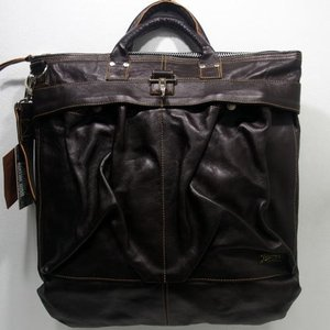 COLIMBO(コリンボ)[COLIMBO×Rainbow Country/All Leather 2-Way Helmet Bag Special]|threeeight