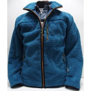 COLIMBO(コリンボ)[MT.Marcy Pile Jacket Std.-Blue]|threeeight