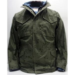 COLIMBO(コリンボ)[HAMILTON FIELD COAT/M-65-Camouflage]|threeeight