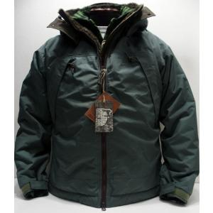 COLIMBO(コリンボ)[GREAT PLAINS THERMAL PARKA] threeeight
