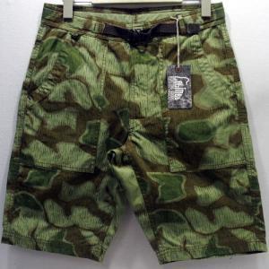 COLIMBO(コリンボ)[GOAT ISLAND CIIMBING SHORT PANTS/Camouflage]|threeeight