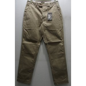 COLIMBO(コリンボ)[ULSTER TROUSERS/Cino Cloth-Light Beige]|threeeight