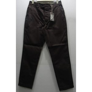 COLIMBO(コリンボ)[ULSTER TROUSERS/Cino Cloth-Charcoal]|threeeight