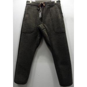 COLIMBO [PARK LODGE FLEECE PANTS/Fleece Pants-Sage Gray] threeeight