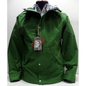 COLIMBO(コリンボ)[W.ARSENAL HARD DHELL PARKA-Green]|threeeight