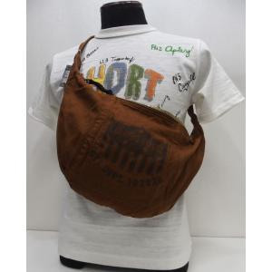 COLIMBO(コリンボ)[LUNA PARK HALF-MOON BAG/Caramal Brown]|threeeight