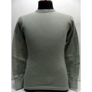 Deluxeware(デラックスウエア) [Double Face Knit/Thermal-Plain/Green]|threeeight