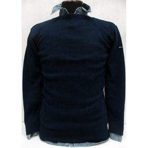 Fileuse d'Arvor(フィールズダルボー)[Brest Boat-Neck]〜Made in France〜|threeeight