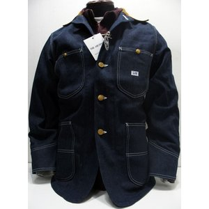 Lee(リー)Archive Real Vintage [81-LJ Loco Jacket/Rigid]〜限定生産モデル〜|threeeight