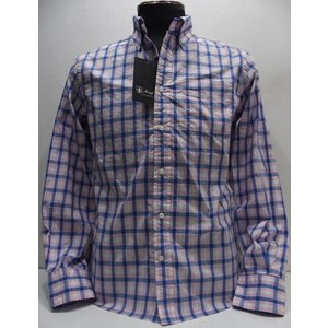 Sweep!!(スウィープ)[CAL Check Button Down Shirts/Long]|threeeight