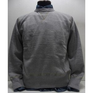 TOYS McCOY(トイズマッコイ)[McHILL SPORTS WEAR SWEAT SHIRT FLATSEAMER/Gray]|threeeight