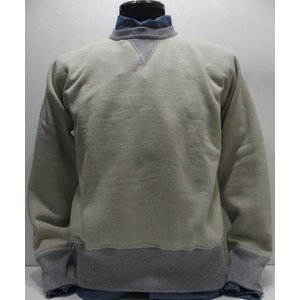 TOYS McCOY(トイズマッコイ)[McHILL SPORTS WEAR SWEAT SHIRT FLATSEAMER/Sand]|threeeight