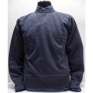 TOYS McCOY(トイズマッコイ)[McHILL SPORTS WEAR SWEAT SHIRT FLATSEAMER/Navy Gray]|threeeight