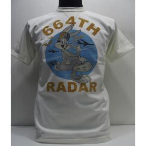 TOYS McCOY(トイズマッコイ)[Military Tee Shirt/664th RADAR RADAR SAGE]|threeeight