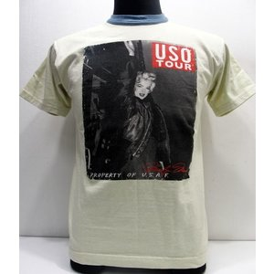 TOYS McCOY(トイズマッコイ)[Marilyn Monroe Tee/USO TOUR]|threeeight