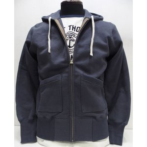 TOYS McCOY(トイズマッコイ)[McHILL SPORTS WEAR HEAVY WEIGHT FULL ZIP SWEAT PARKA/Sand]|threeeight