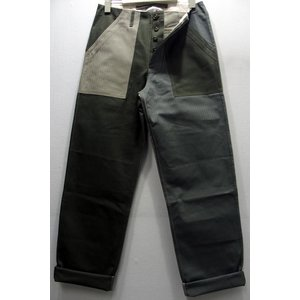 THOROUGHSTITCH(スルーステッチ)[HBT BAKER'S PANT]〜Made in U.S.A./New York〜|threeeight