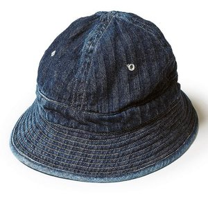 Duck Digger by WAREHOUSE [ARMY HAT-Lot.5200/Indigo Herringbone-Used]|threeeight