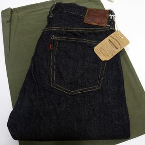 WAREHOUSE(ウエアハウス)Original Vintage Denim [LIMITED EDITION 1943 MODEL/Lot.DD-1003xx]|threeeight