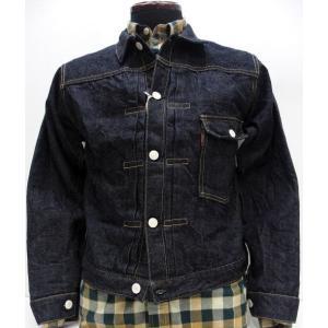 WAREHOUSE(ウエアハウス)Original Vintage Denim Jacket [Lot.DD-2001xx New Denim/One Wash]|threeeight