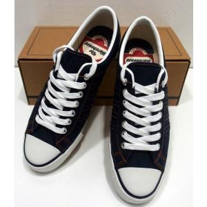 WAREHOUSE(ウエアハウス)Original Sneaker [LOW CUT SNEAKER/Lot.3500-Denim]|threeeight