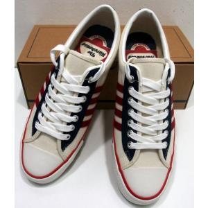 WAREHOUSE(ウエアハウス)Original Sneaker [LOW CUT SNEAKER/Lot.3500-Ivory]|threeeight