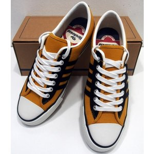 WAREHOUSE(ウエアハウス)Original Sneaker [LOW CUT SNEAKER/Lot.3500-Mustard]|threeeight