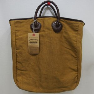 WAREHOUSE(ウエアハウス) [Lot.5230 CANVAS TOTE BAG/Dark Beige]|threeeight