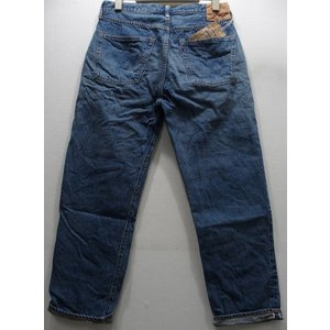 WAREHOUSE(ウエアハウス) [2ND-HAND Lot.1101/Real Vintage Pale Used Wash/Button-fly]|threeeight