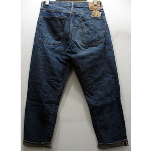 WAREHOUSE(ウエアハウス) [2ND-HAND Lot.1105/Real Vintage Used Wash/Zipper-fly]|threeeight