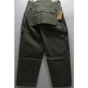 WAREHOUSE(ウエアハウス) Military Pants [USMC Herringbone Monkey Pants/Lot.1097]|threeeight