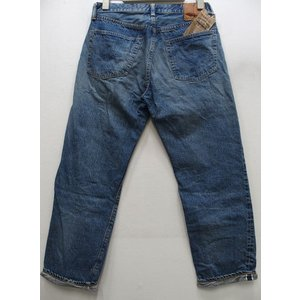 WAREHOUSE(ウエアハウス) [2ND-HAND Lot.1100/Real Vintage Used Wash-Tight Fitting/Paleused]|threeeight